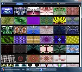 download windows media player visualizations